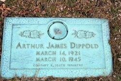 Sgt Arthur James Dippold