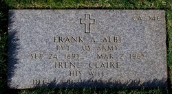 Frank A Albi