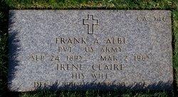 Irene Claire Albi