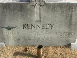 Lt Edward Kennedy