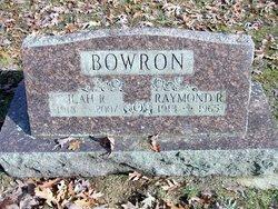 Roscoe Raymond Bowron