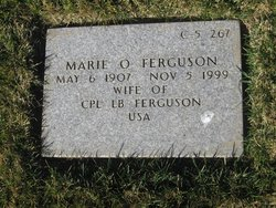 Marie Olivia Ferguson