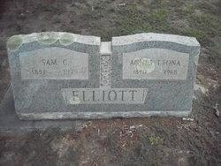Agnes Leona <I>Hart</I> Elliott