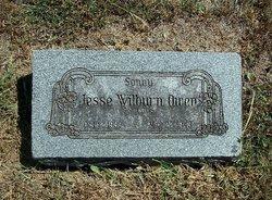 Jesse Wilburn Owen