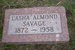 "Laucia Almon ""Allie"" Savage"