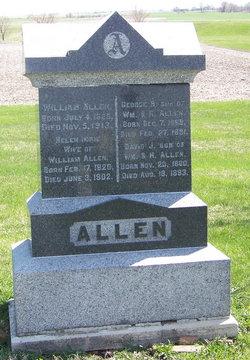 """Helen """"Ellen"""" <I>Imrie</I> Allen"""