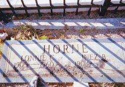 Lonnie C Horne