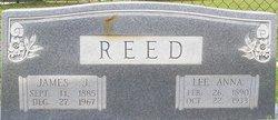 Lee Anna <I>Dempsey</I> Reed
