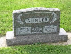 Hilda A. Alinder