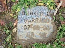 Donald G Garrard