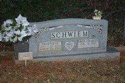 Genevieve <I>Simpson</I> Schwiem