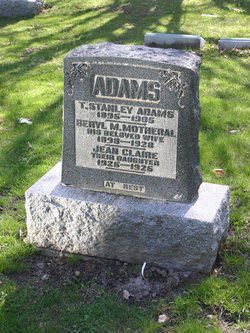 Thomas Stanley Adams