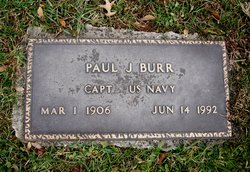 Paul J Burr