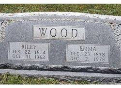 """Margaret Emeline """"Emma"""" <I>Christy</I> Wood"""