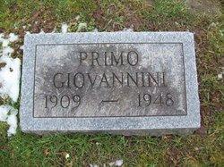Primo Giovannini