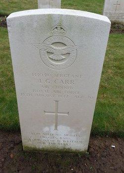 Sergeant (Air Gnr.) Leslie George Carr
