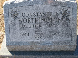 Constance P Worthington