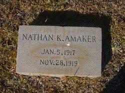 Nathan K Amaker