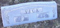 "Joseph Henry ""Joe"" Vick"