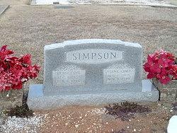 Verna Bell <I>Abney</I> Simpson