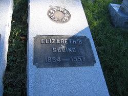 Elizabeth Belle <I>Boyd</I> Saling