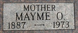 Mayme O <I>Scully</I> Conkins