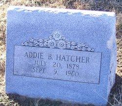 Addie Bell <I>Vick</I> Hatcher