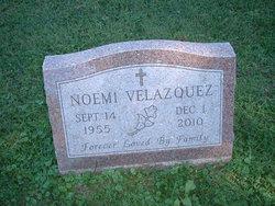 Noemi Velazquez