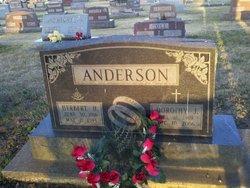 Dorothy J. <I>Cook</I> Anderson