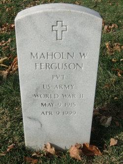 Maholn W Ferguson