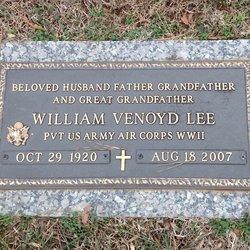 William Venoyd Lee