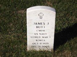 James J Butt