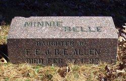 Minnie Belle Allen