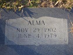 Alma Lee <I>Bilbrey</I> Perry