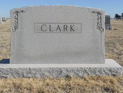 "Mary Crittendon ""Mollie"" <I>Larimore</I> Clark"