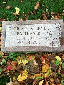 Gloria R. <I>Sterner</I> Balthaser