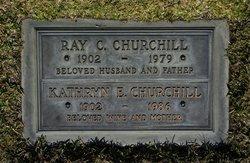 Raymond Claud Churchill