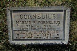 Thelma Elizabeth <I>Johnson</I> Cornelius