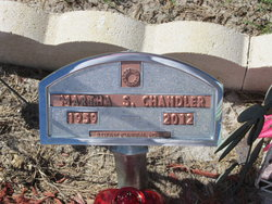 "Martha Sue ""Marty"" <I>Copeland</I> Chandler"