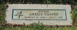 Amelia <I>Gick</I> Cooper