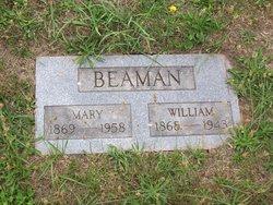 Mary Martha <I>Miller</I> Beeman