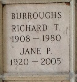 Jane P Burroughs