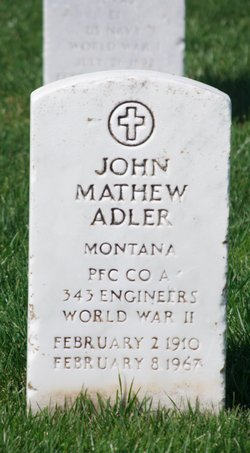John Mathew Adler