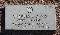 Charles Coleman Davis