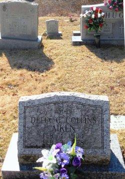 Delia Ann <I>Gibson</I> Aiken