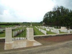 Jeancourt Communal Cemetery Extension