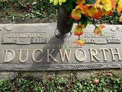 Raymond Kenneth Duckworth