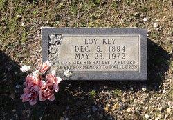 """James Loy """"Loy"""" Key"""