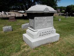 Nancy Ann <I>Pace</I> Adcock