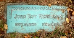 John Roy Hightman